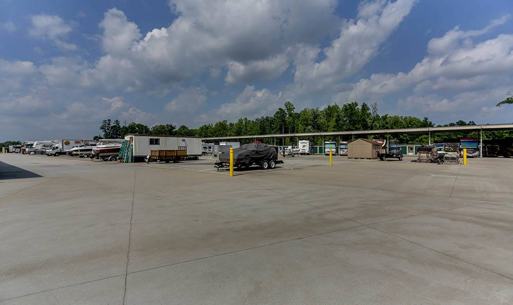 Boat Storage At Self Storage In Chester Virginia