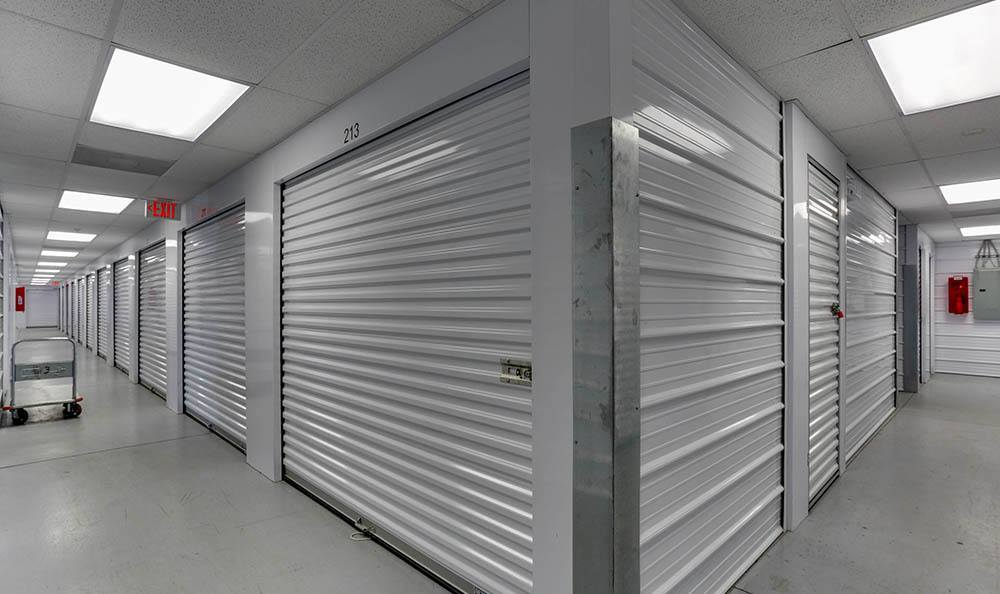 Interior Units At Self Storage In Chester Virginia