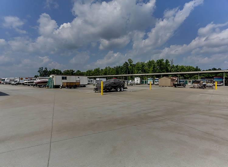 Boat Storage at Self Storage in Chester, Virginia