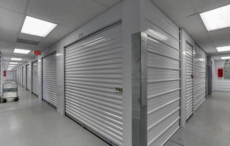 Variety of units at Happy Boxes Self Storage in Chester, Virginia