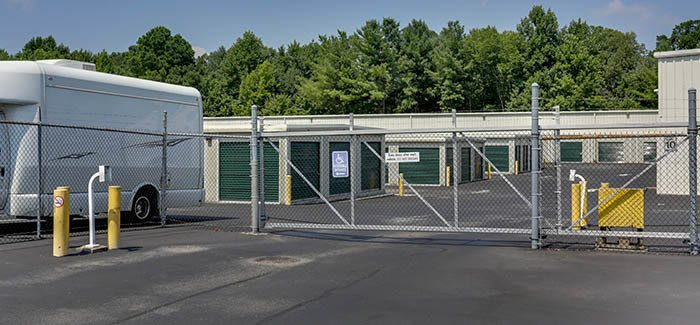 Elevators And Other Convenient Features at Self Storage in Richmond