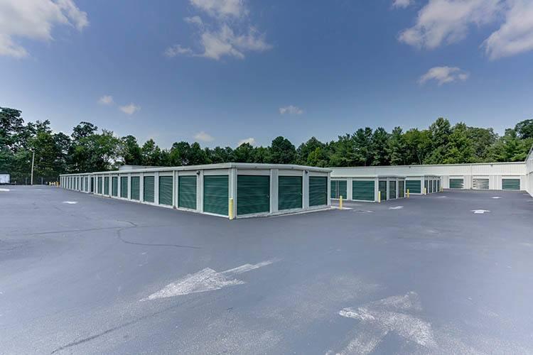 Elevators at Self Storage in Richmond, Virginia