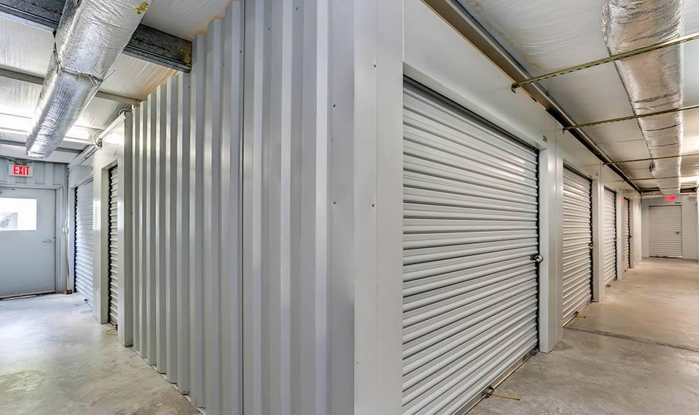 Interior Units At Self Storage In Chesapeake Virginia