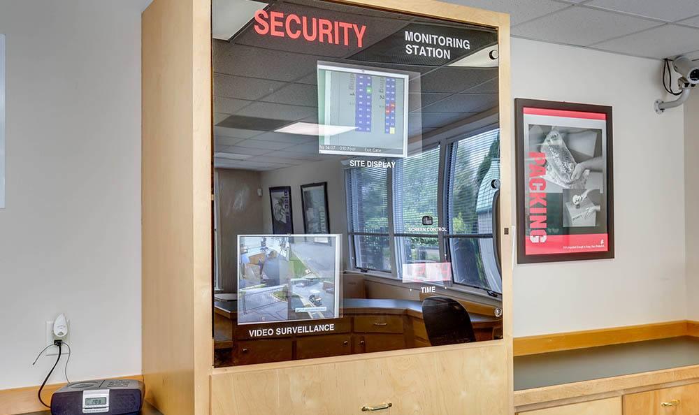 Secure Self Storage In Chesapeake Virginia