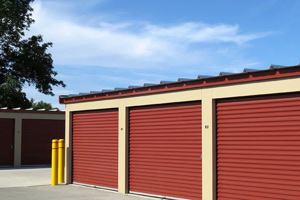 Medium units are offered at ClimaSafe Self Storage.