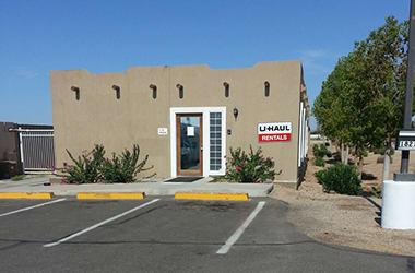 Office at Arizona Storage Center
