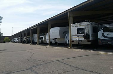 RV, boat, and auto storage available at Arizona Storage Center