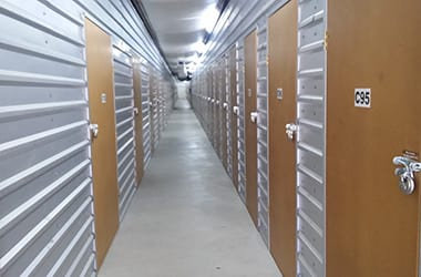 Indoor storage available in Spring, TX