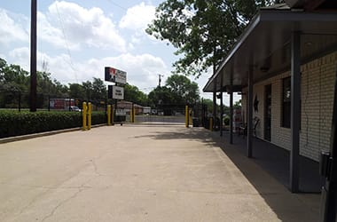 Self storage in Tyler, TX