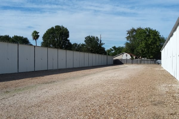 Outdoor storage available in Cypress, TX