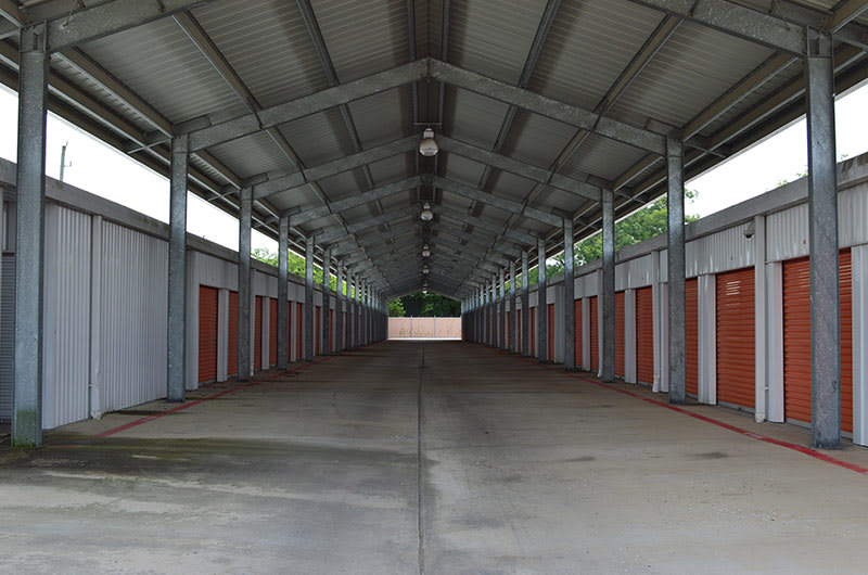 Security features at Right Move Storage