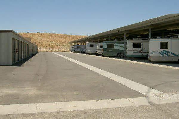 Elevators available at Bear Valley RV and Self Storage