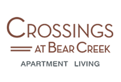The Crossings at Bear Creek Apartments logo