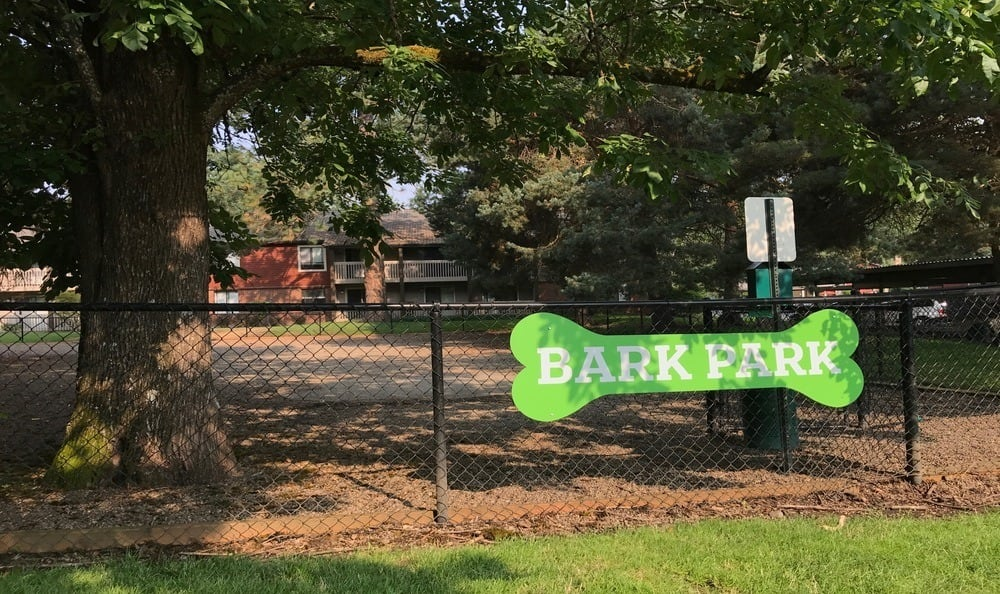 Bark park At Arbor Creek Apartments