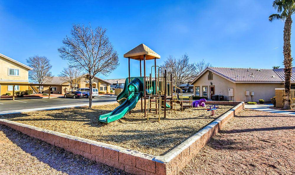 Playground at Portola Del Sol in Las Vegas