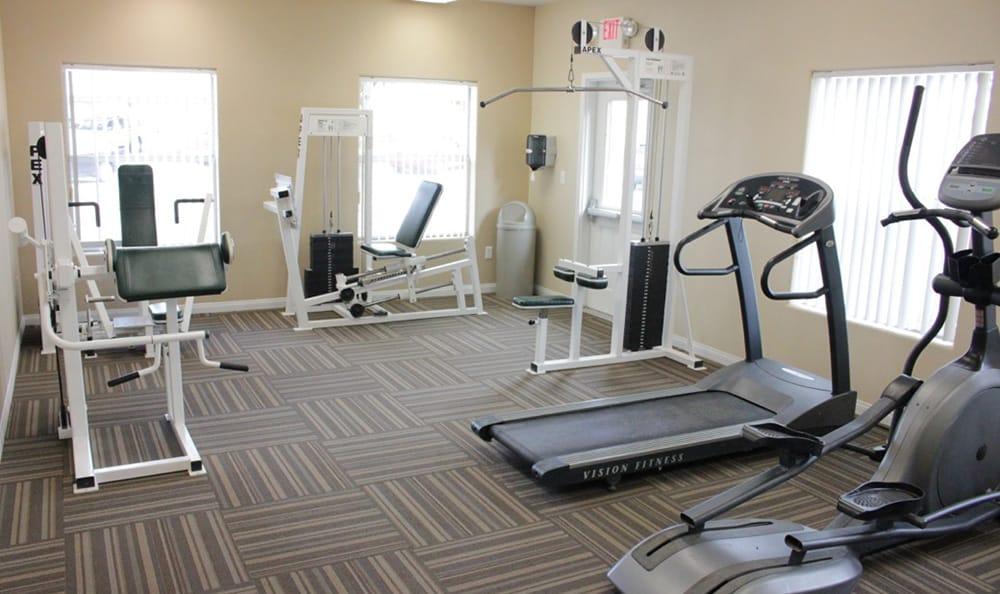 Fitness Center at Portola Del Sol