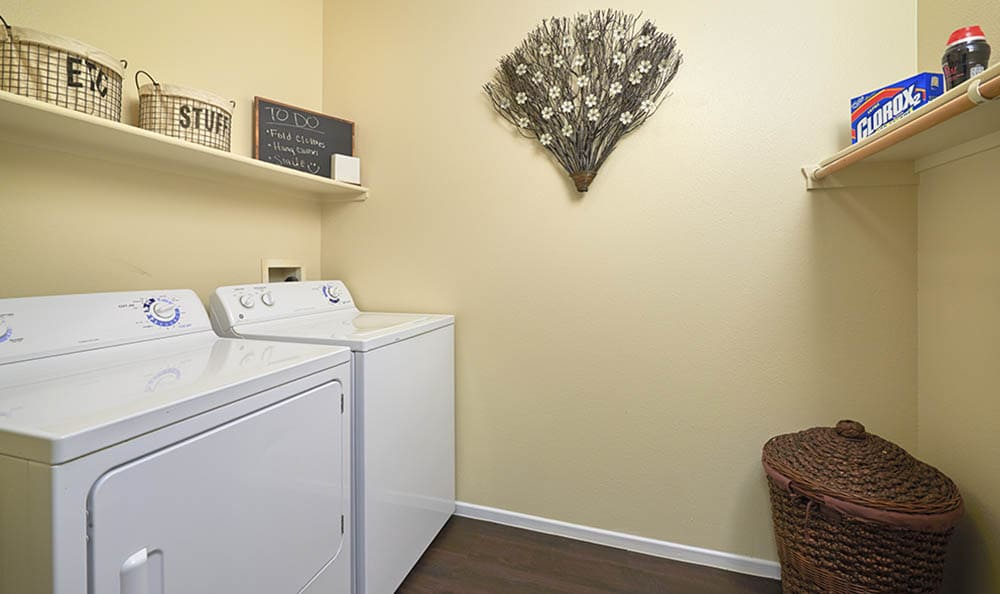Laundry Room At Hawthorne Hill Apartments