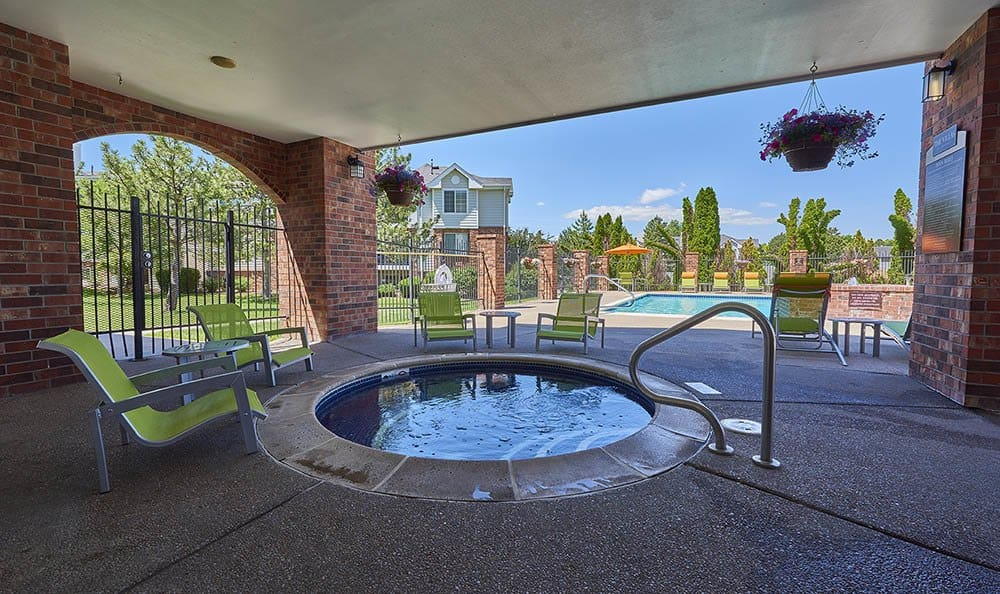 spa at Villas at Homestead Apartments