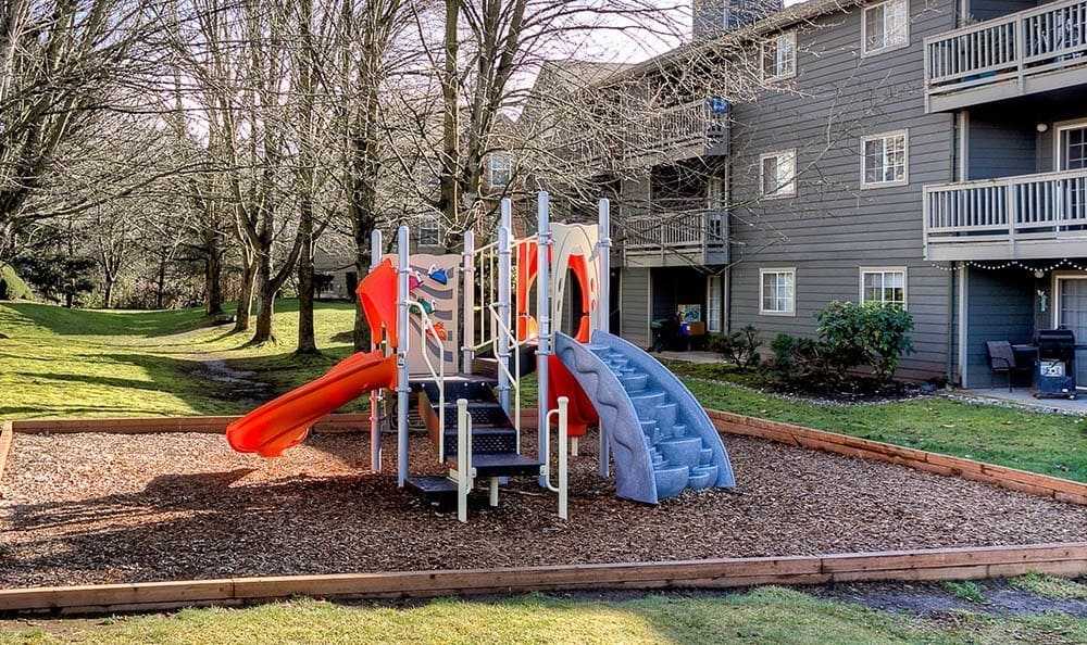 Playground at Waters Edge Apartments