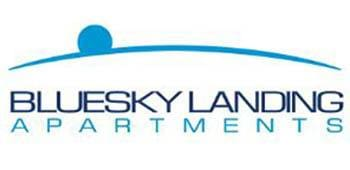 Bluesky Landing Apartments logo
