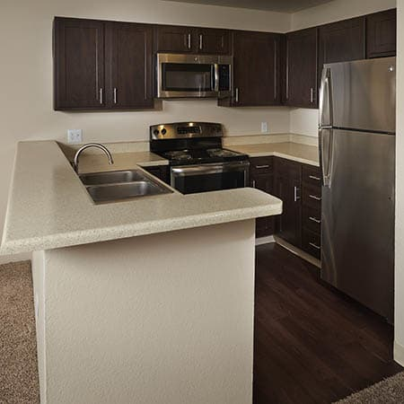 Floor Plans at Bluesky Landing Apartments in Lakewood