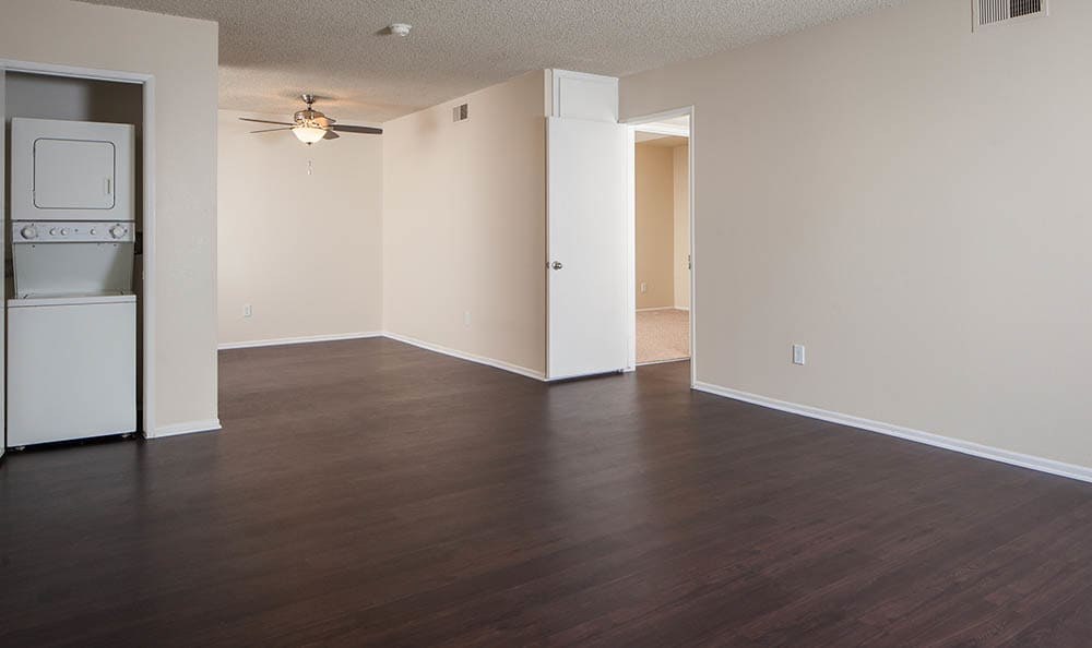 Hardwood Floors Available At Kendallwood Apartments
