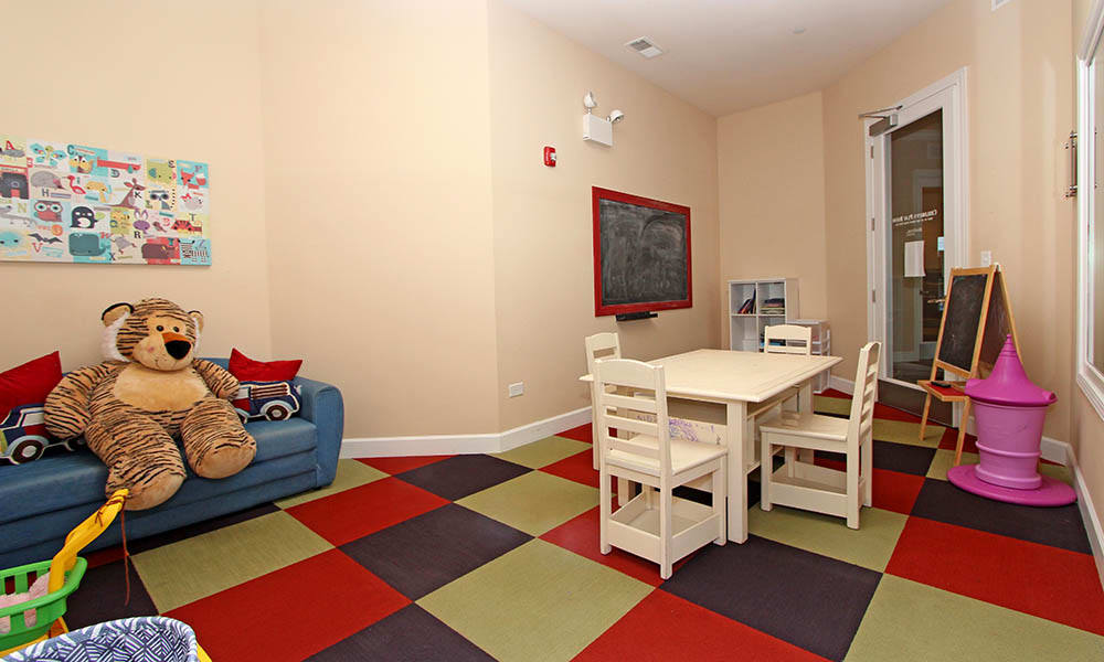 Day Care Center For Kids Of Riverstone Apartments In Bolingbrook IL