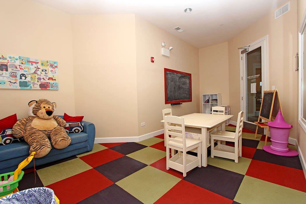 Daycare center at Riverstone Apartments in Bolingbrook, Illinois