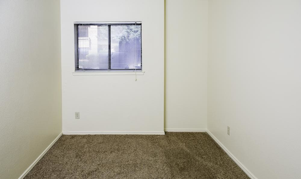 Empty Room at Shadowbrook Apartments in West Valley City, UT