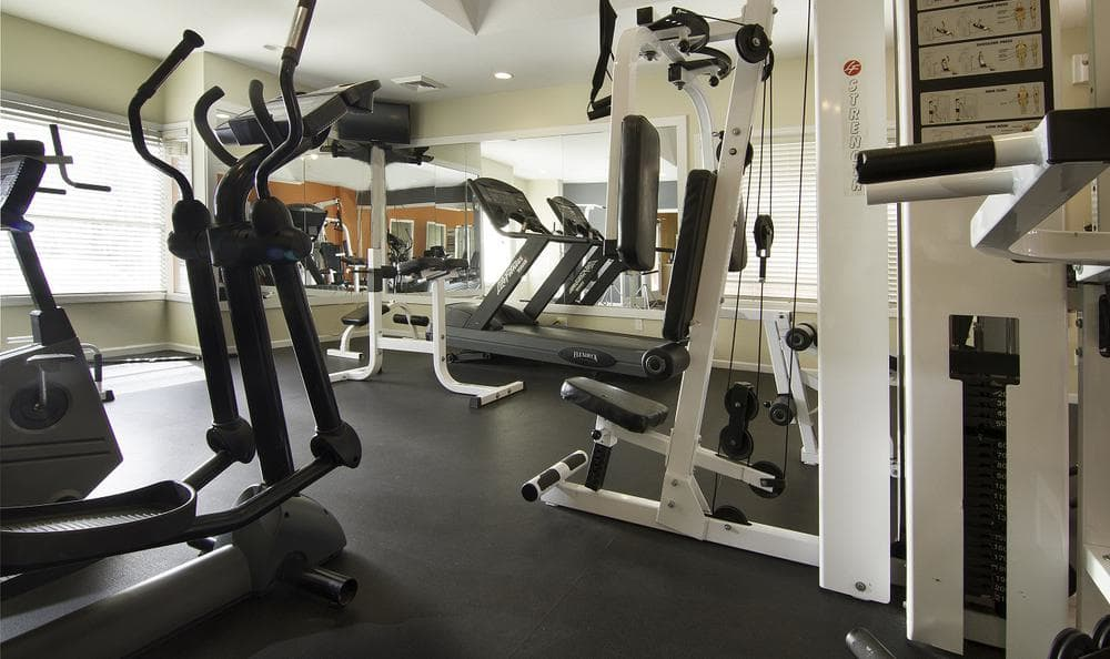 Exercise Facility at Shadowbrook Apartments in West Valley City, UT