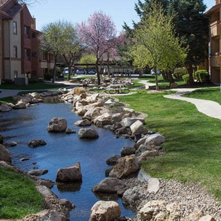 Neighborhood photo of Shadowbrook Apartments in West Valley City