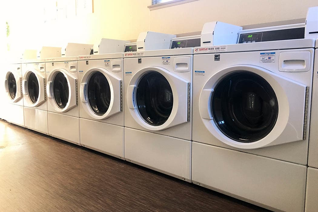 Laundry Center at The Timbers Apartments in Hayward