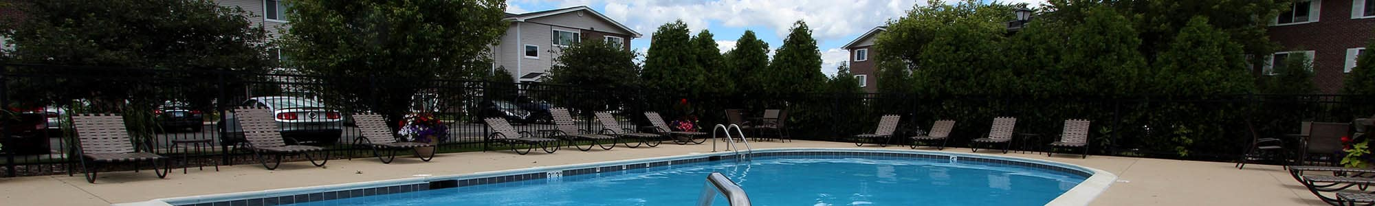 Pet Friendly at West Line Apartments in Hanover Park, Illinois