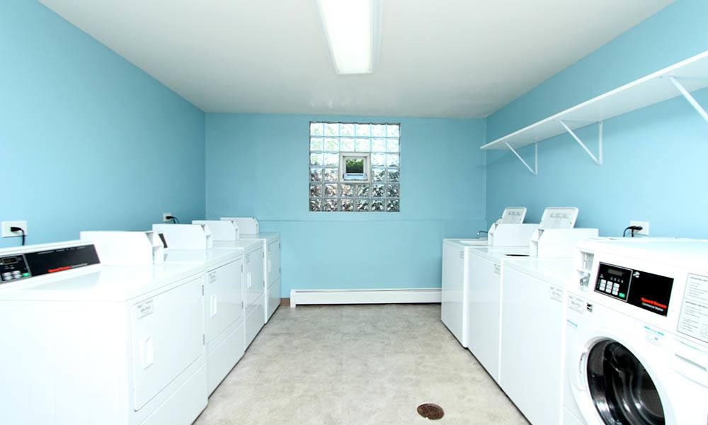 Laundry Center At Westline Apartments In Hanover Park IL