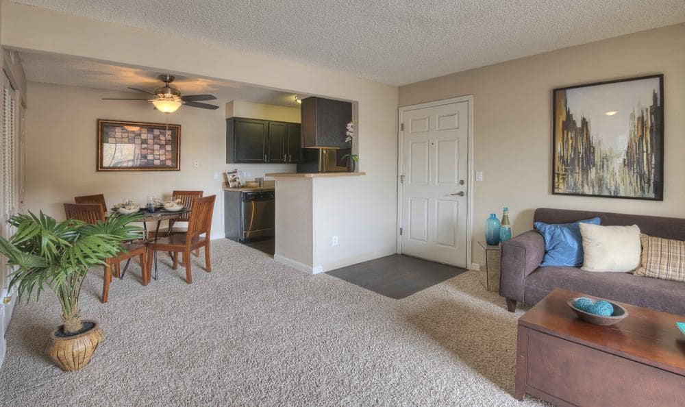 Apartment Interior at Silver Reef Apartments in Lakewood, CO