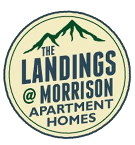 The Landings at Morrison Apartments logo