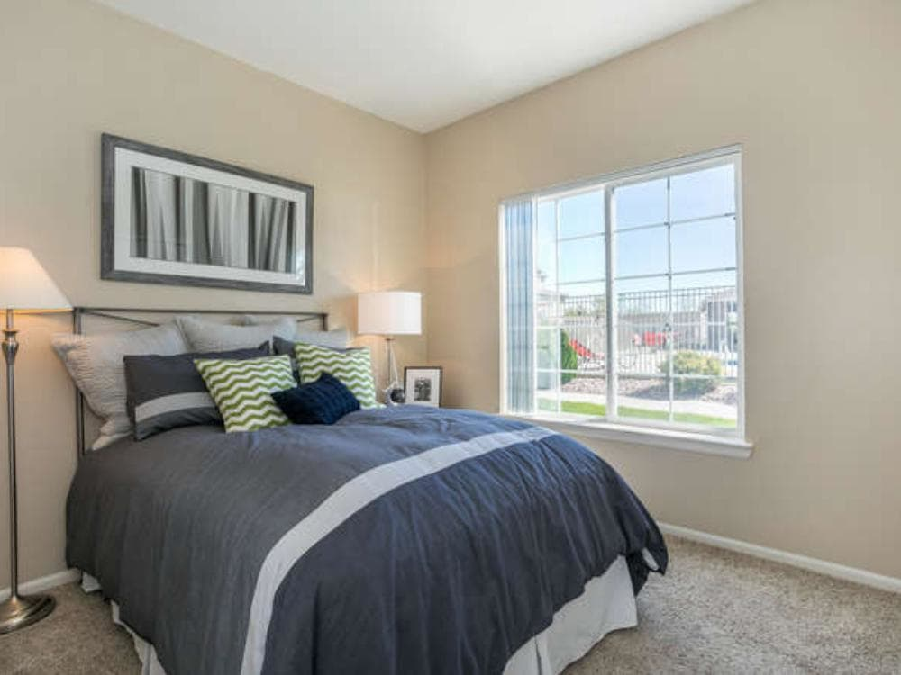 ... Master Bedroom At Westridge Apartments In Aurora ...  Westridge Apartments Lakewood Co