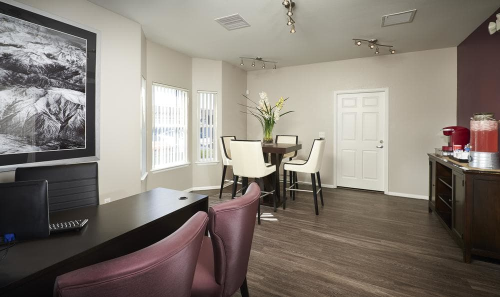 Clubhouse Living at Westridge Apartments in Aurora, CO