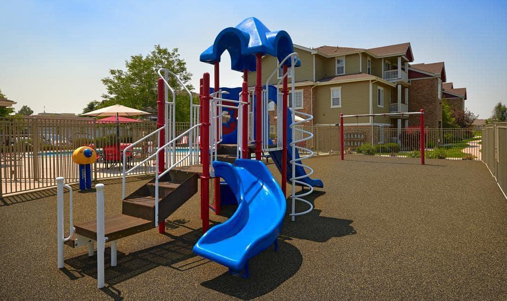 Playground at Westridge Apartments in Aurora, CO