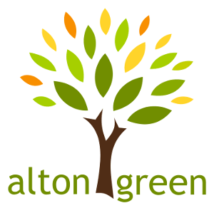Alton Green Apartments logo