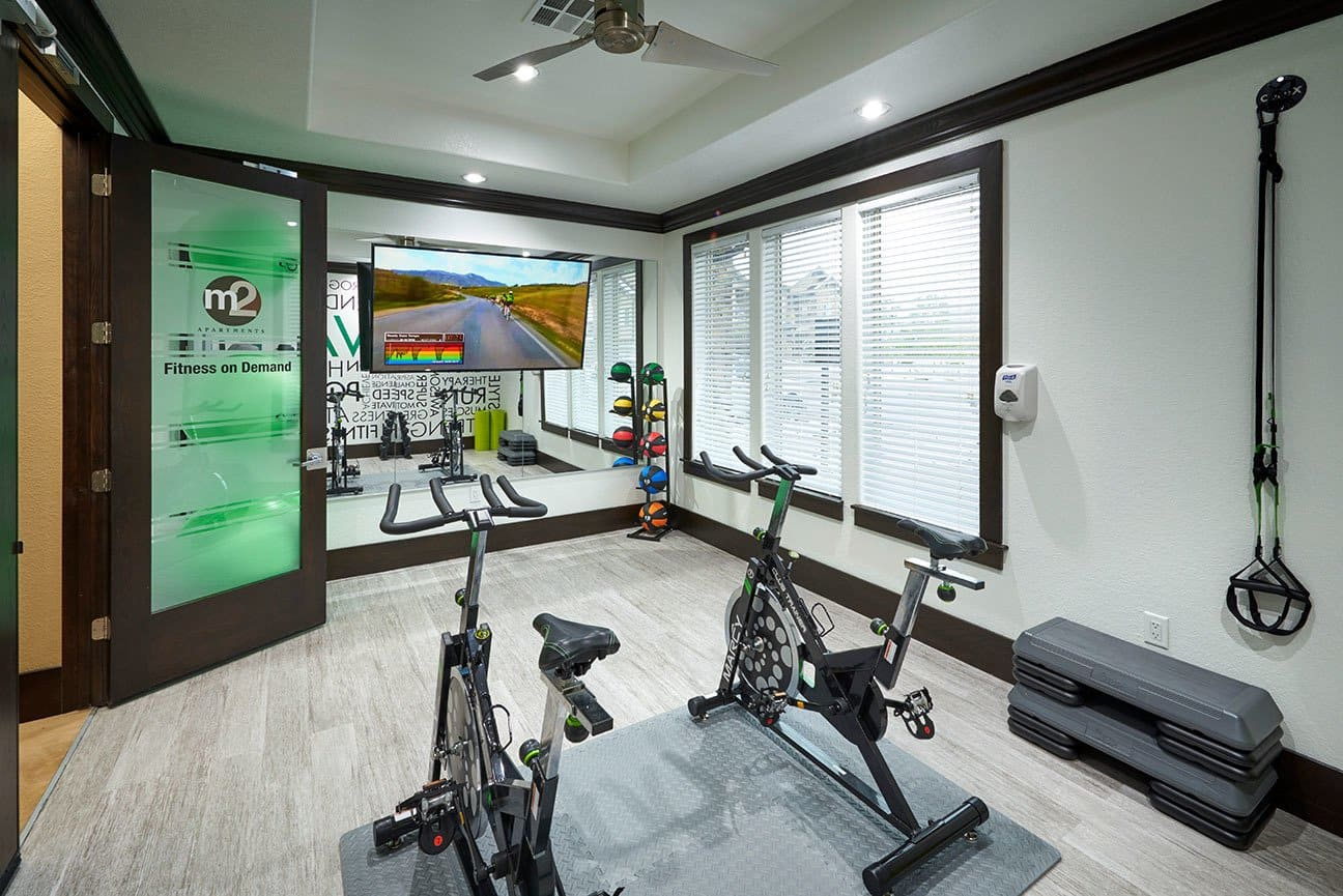 {location name}} Fitness on Demand
