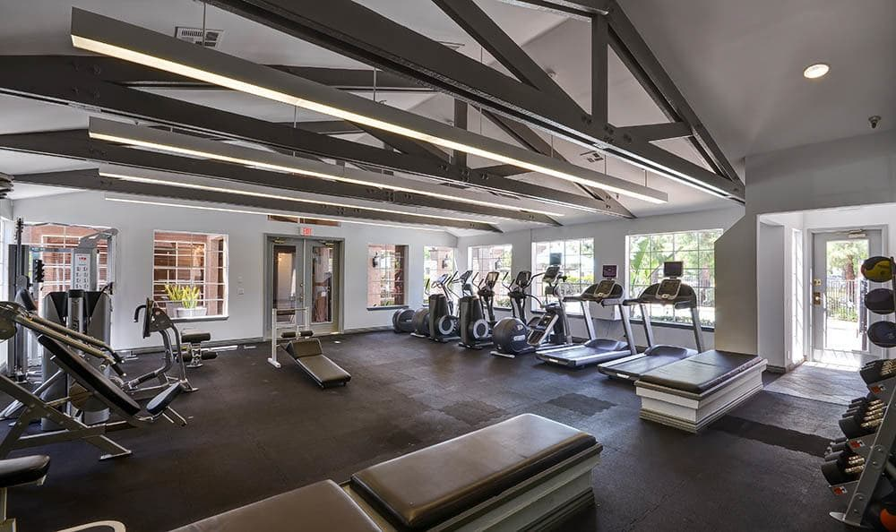 Fitness Center at Sierra Del Oro Apartments
