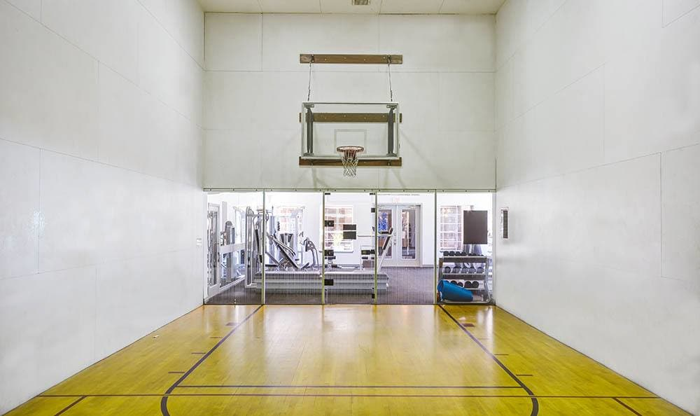 Indoor Sport Courts at Sierra Del Oro Apartments