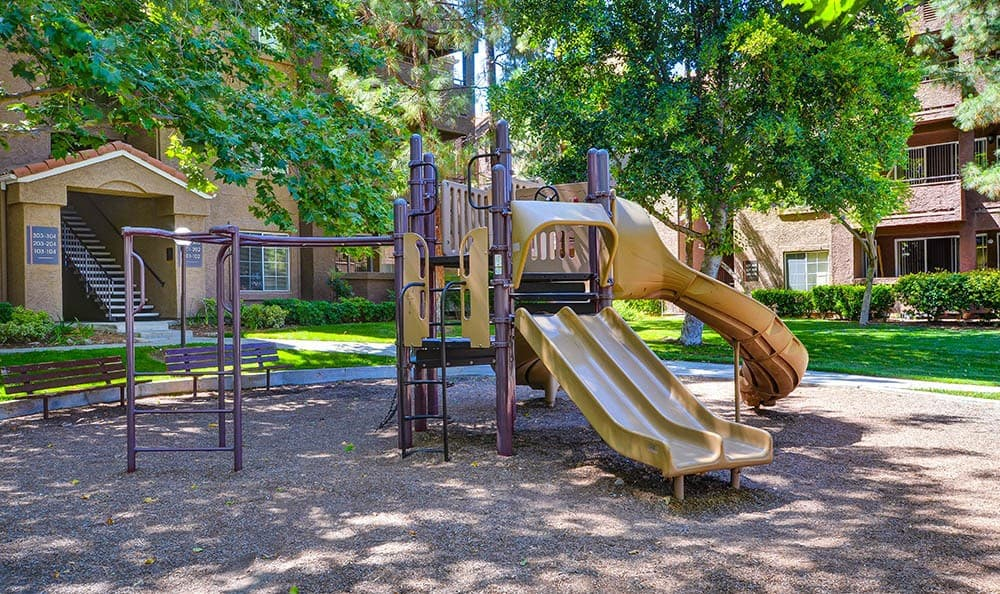 Playground at Sierra Del Oro Apartments