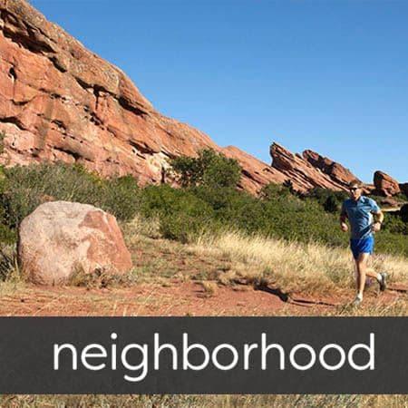 Neighborhood at Sierra Del Oro Apartments