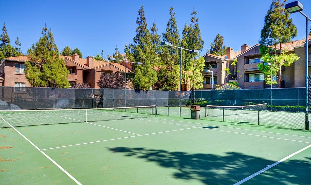Sport Courts at Sierra Del Oro Apartments