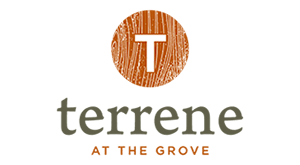 Terrene at the grove logo