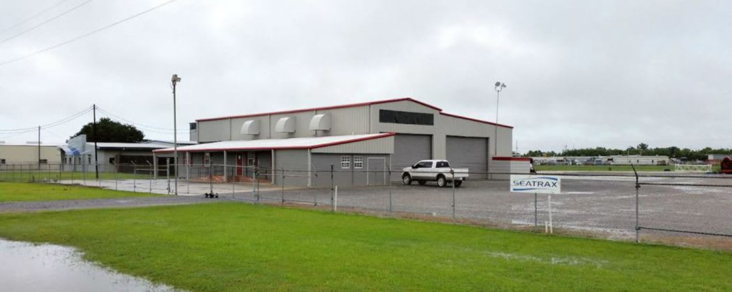 Seatrax is a commercial industrial facility in our portfolio.