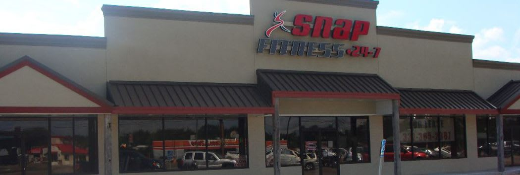 College Park Realty's SNAP Fitness in New Iberia is a retail complex property in our portfolio.