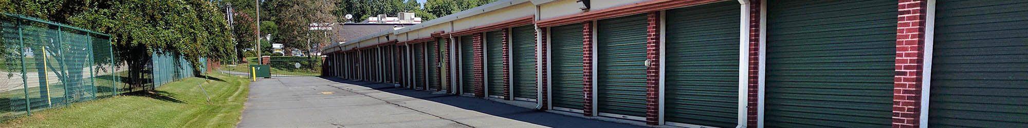 Storage at Reynolda Storage at Winston Salem